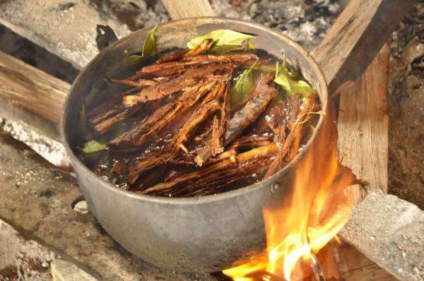 рецепт айяуаски