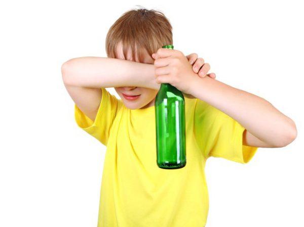 лечение детского алкоголизма