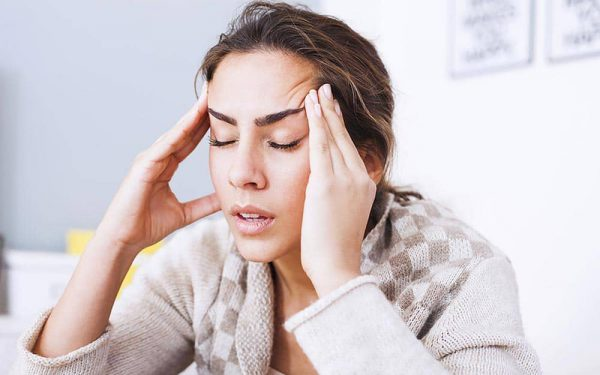 Болит голова после кальяна: причины