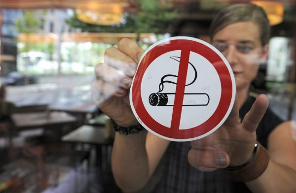new anti-Smoking laws