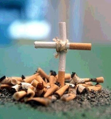 сколько людей ежегодно умирает от курения