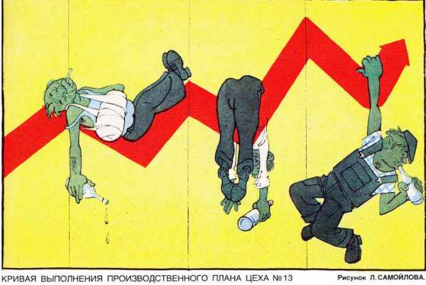 the fight against alcoholism in the USSR