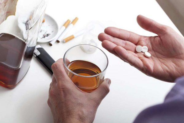 Можно ли Виагру с алкоголем