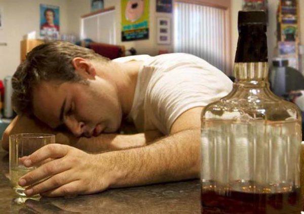 О проблеме алкоголизма