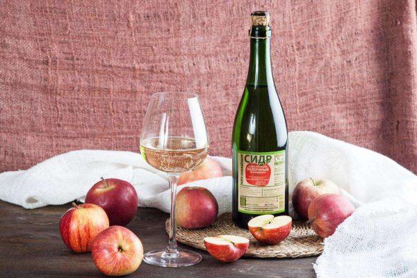 яблучний сидр в домашніх умовах