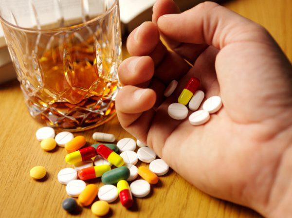можно ли финлепсин пить с алкоголем
