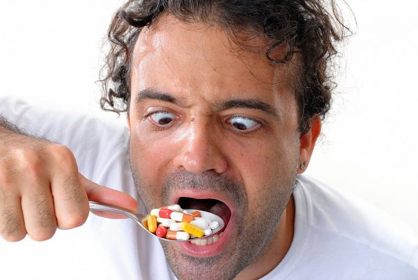 Зависимость от обезболивающих препаратов