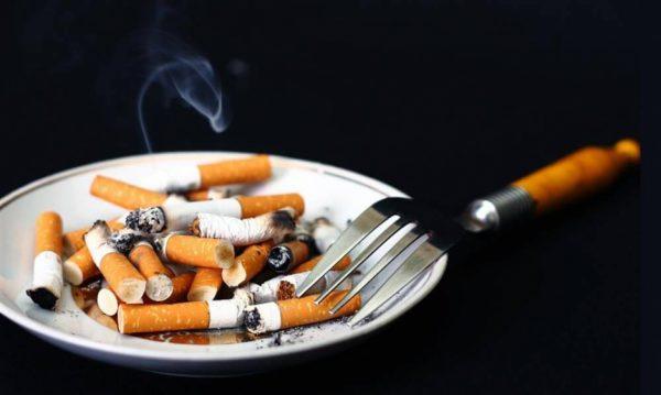 Expensive cigarettes in Russia