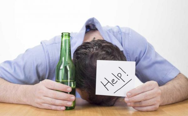symptoms of liver damage alcohol