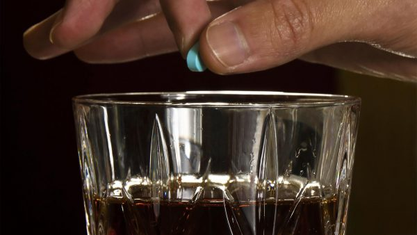 Виагра и алкоголь