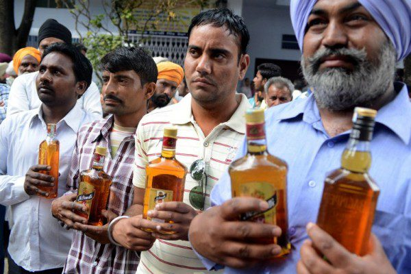 What to drink in India