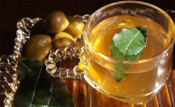 alcoholism treatment Bay leaf