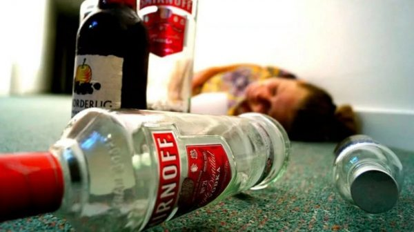 From the amount of alcohol consumed depends not only on the General physical condition, but the risk of death.