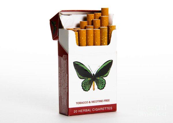 beznikotinovye herbal cigarettes