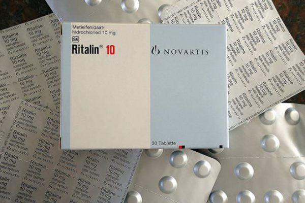 Ritalin Rossiya
