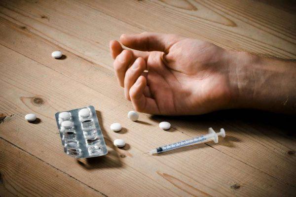 полинаркомания у подростков