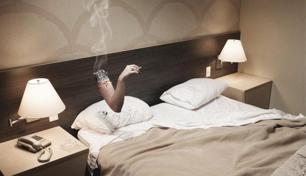 пагубное влияние курения на сон