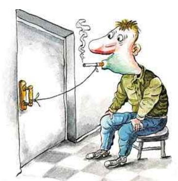 To quit Smoking abruptly? Joke or reality!