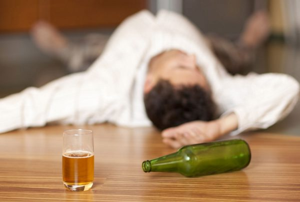 Alcohol addiction can manifest itself at any time, if you have a knack for it!