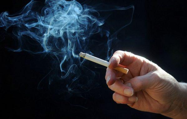 Действие никотина