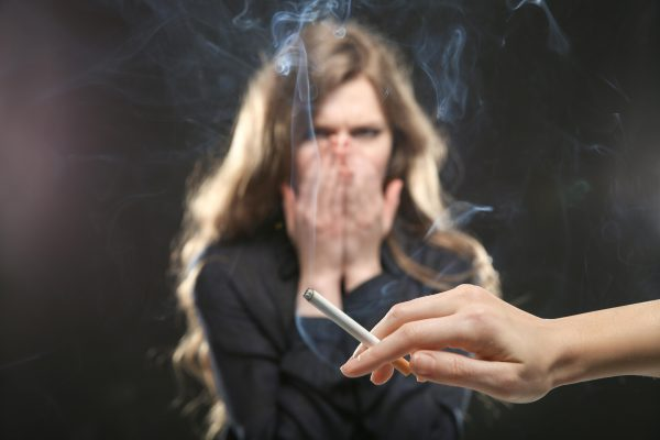 effects of passive Smoking for children