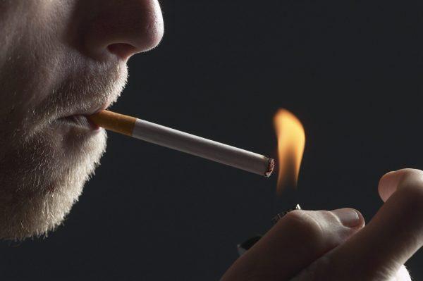 експрес тест на нікотин