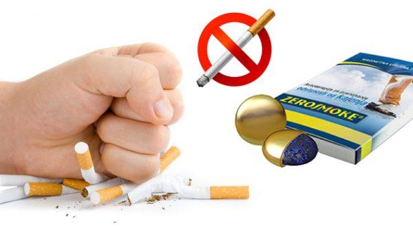 Застосування Zerosmoke від куріння