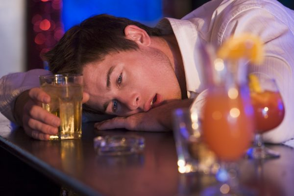 A popular way of getting rid of alcohol insomnia