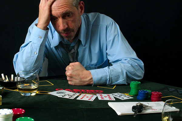 Loneliness can cause gambling