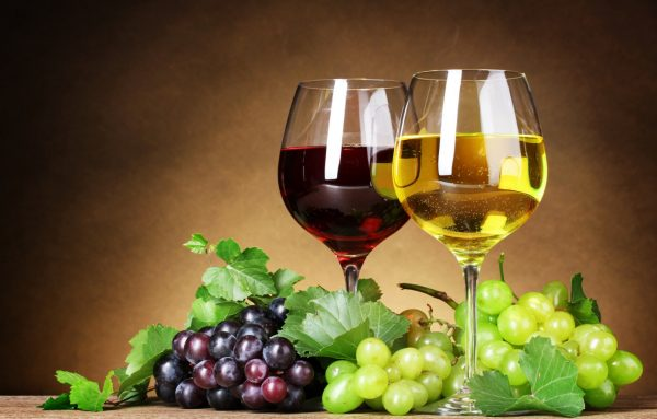 Only high-quality wine from grapes may be useful.