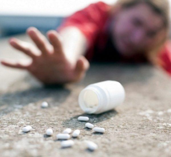 The number of drug addicts in Russia is growing!