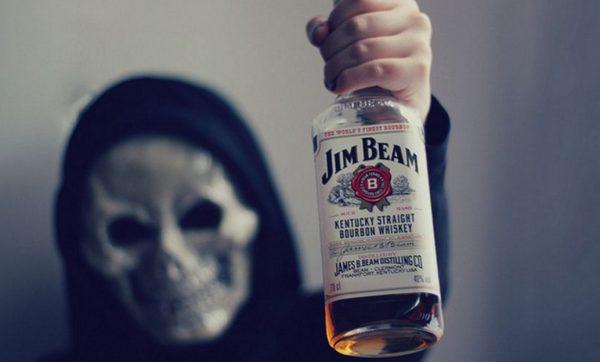 Алкоголизм - это верная смерть!