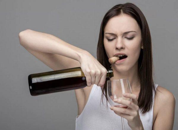 Винный алкоголизм существует!