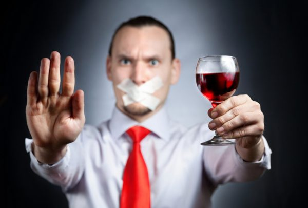 Пить вино ежедневно далеко не полезно!