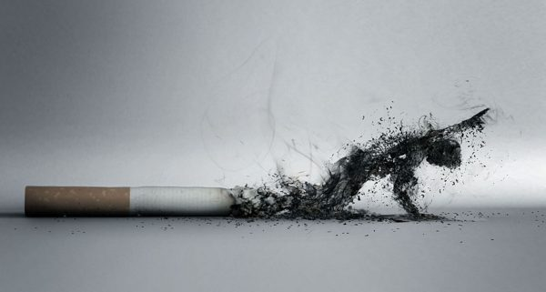 Only willpower will help you give up Smoking