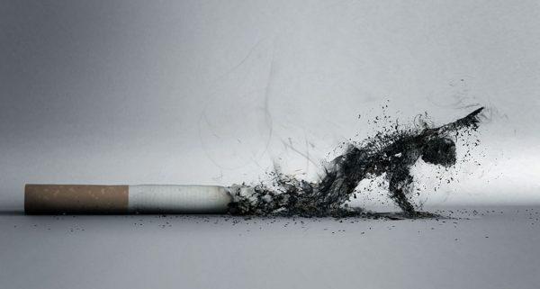 Только сила воли поможет отказаться от курения