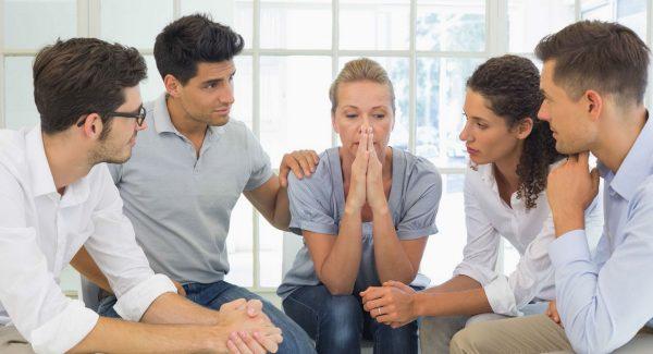 Поддержка - это очень важно для любой семьи, в которой появился наркоман.