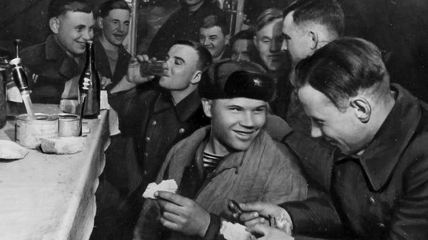 alcoholism in the USSR