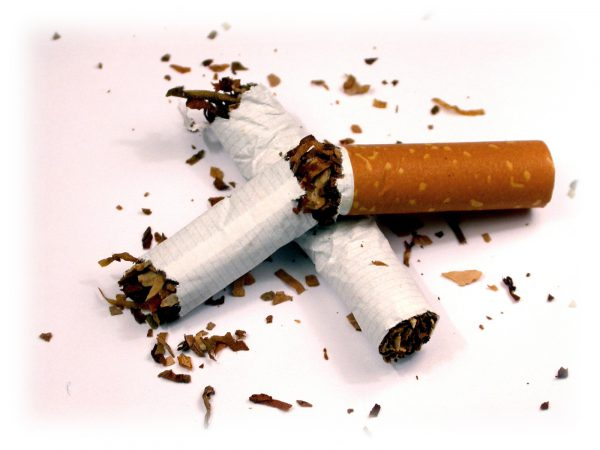 влияние курения на почки