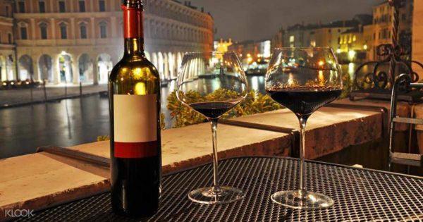 алкоголь в италии