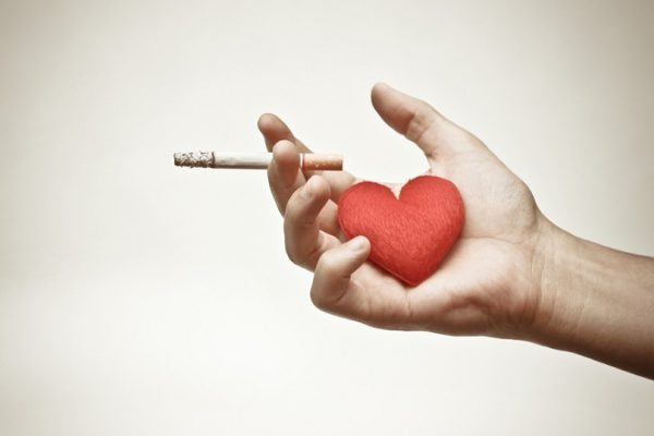 Smoking and heart