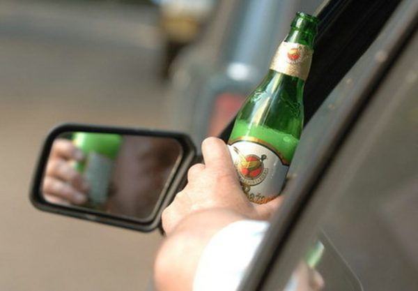 permissible blood alcohol behind the wheel