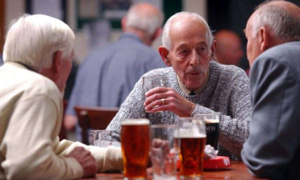 alcohol in the elderly