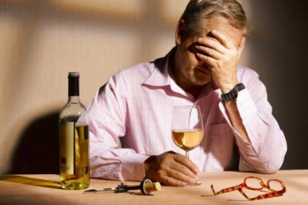 acute alcoholic hallucinosis