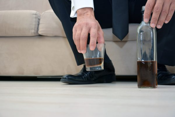 the difference between alcoholism from domestic drinking