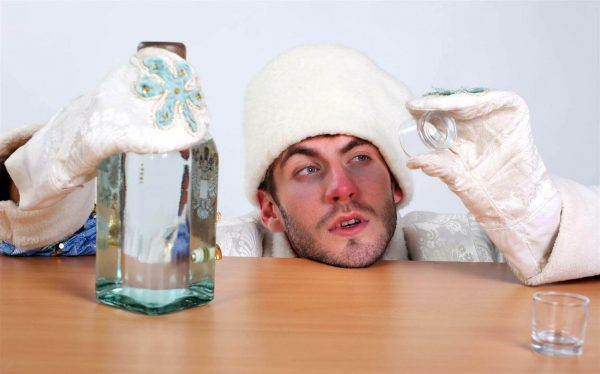 Таблеткі ад пахмелля