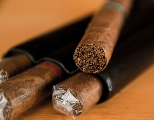 Possible diseases from Smoking cigars