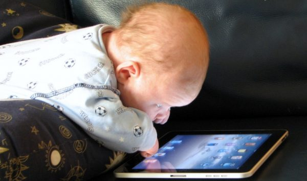 the dangers of gadgets on children's health