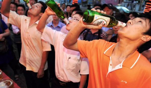 the national drink of China