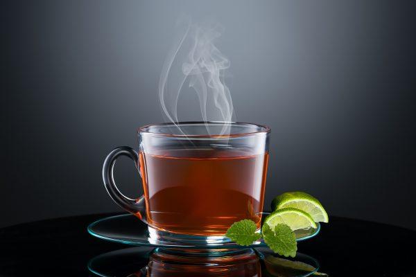tea helps the hangover